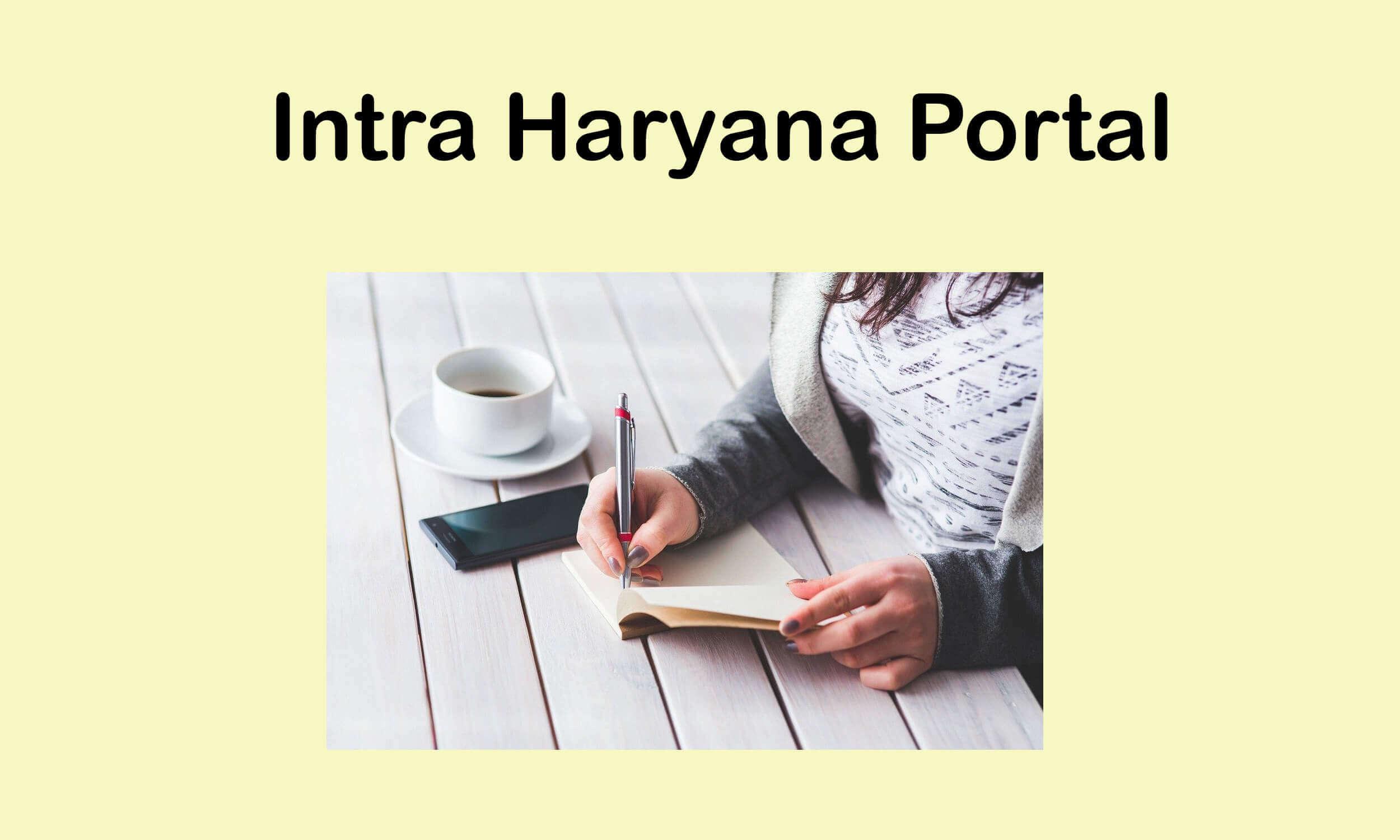 Intra Haryana