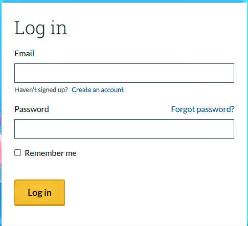 How to Login on Moz