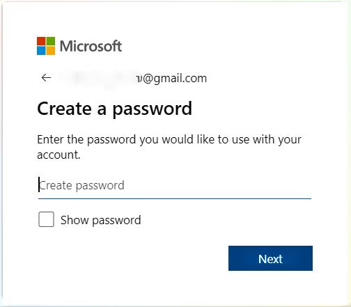 Create Password on microsoft [ backlinks ]