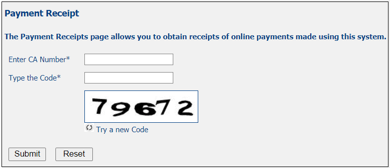 NBPDCL Bill Payment Receipt Download